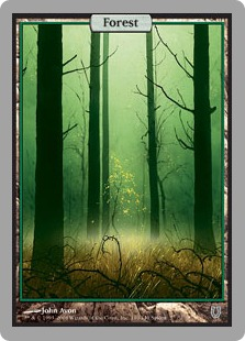 Forest (full art) (EX)