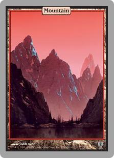 Mountain (full art)