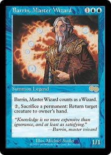 Barrin, Master Wizard