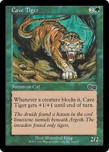 Cave Tiger