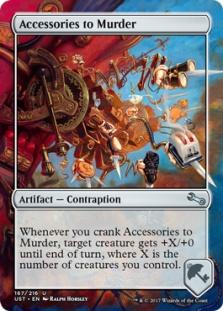 Accessories to Murder