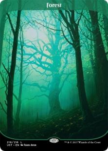 Forest (foil)