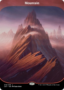 Mountain (full art)