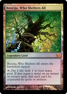 Boseiju, Who Shelters All (foil)