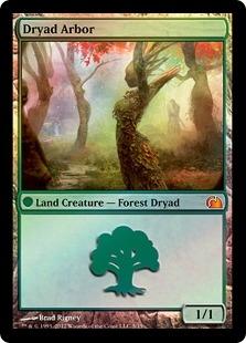 Dryad Arbor (foil)