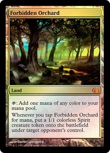 Forbidden Orchard (foil)
