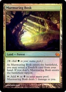 Murmuring Bosk (foil)