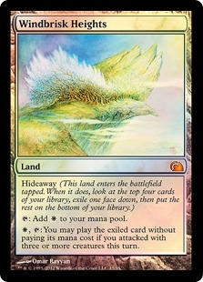 Windbrisk Heights (foil)