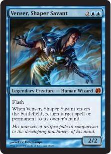 Venser, Shaper Savant (foil)