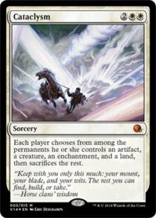 Cataclysm (foil)