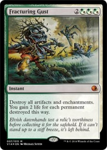 Fracturing Gust (foil)
