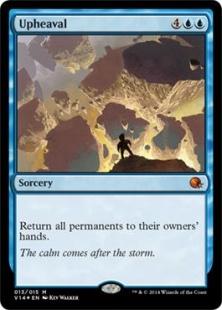 Upheaval (foil)