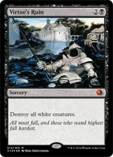 Virtue's Ruin (foil)