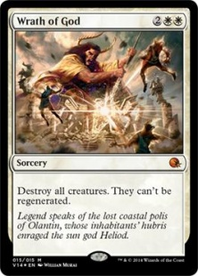 Wrath of God (foil)