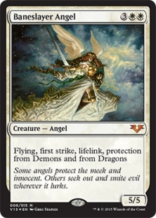Baneslayer Angel (foil)