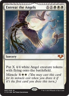 Entreat the Angels (foil)