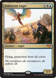 Iridescent Angel (foil)