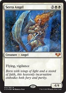 Serra Angel (foil)