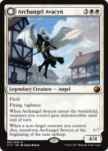 Archangel Avacyn (foil)