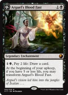 Arguel's Blood Fast (foil)