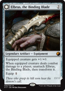 Elbrus, the Binding Blade (foil)