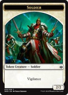 Soldier token (2/2)