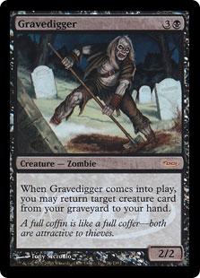 Gravedigger (foil)