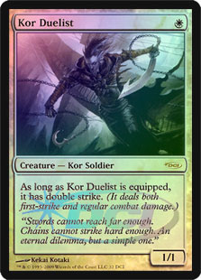 Kor Duelist (foil)