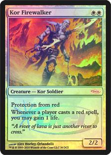 Kor Firewalker (foil)