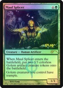Maul Splicer (foil)