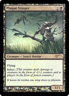Plague Stinger (foil)