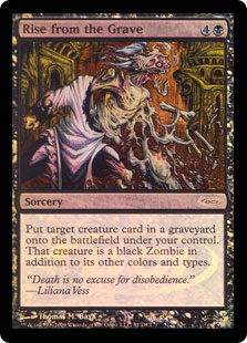 Rise from the Grave (foil)