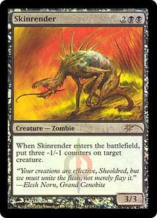 Skinrender (foil)