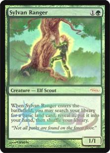 Sylvan Ranger (foil)