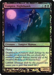 Vampire Nighthawk (foil)
