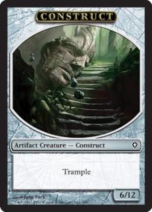 Construct token (6/12)