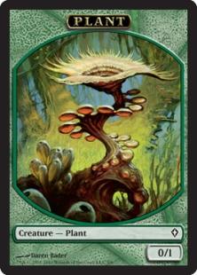 Plant token (0/1)