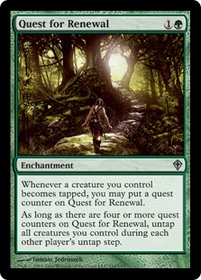 Quest for Renewal