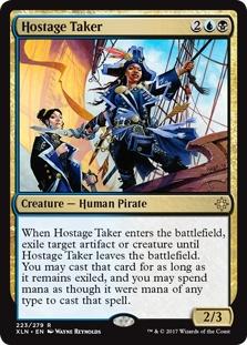 Hostage Taker (foil)