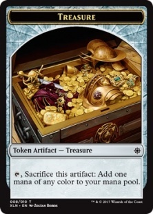 Treasure token (2)