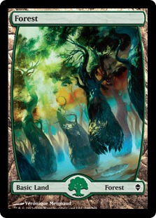 Forest (3) (full art)