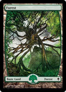 Forest (4) (full art)