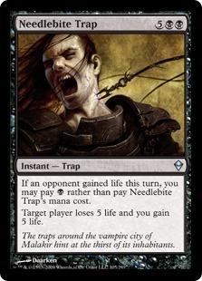 Needlebite Trap