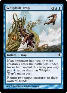 Whiplash Trap