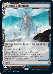 Celestial Colonnade (full art)