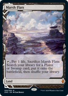 Marsh Flats (full art)
