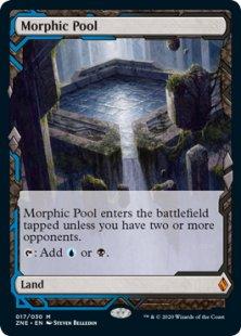 Morphic Pool (foil) (full art)