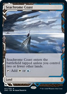 Seachrome Coast (full art)