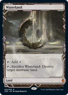 Wasteland (full art)