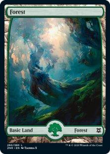 Forest (3) (full art)